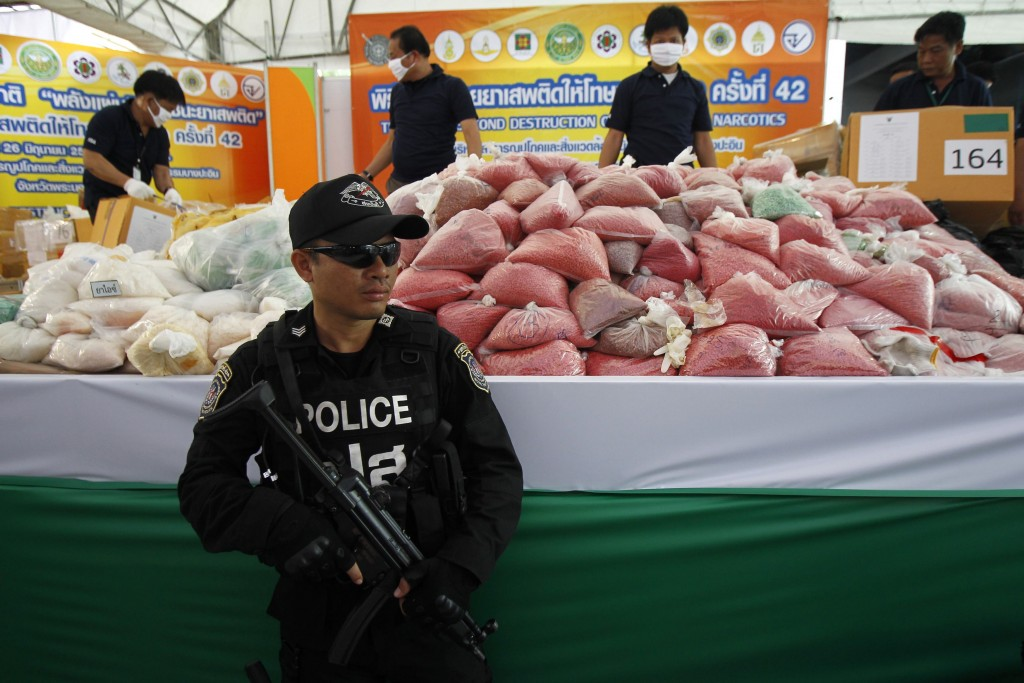Thailand's Meth Market Targets Children With Candy-like Pills