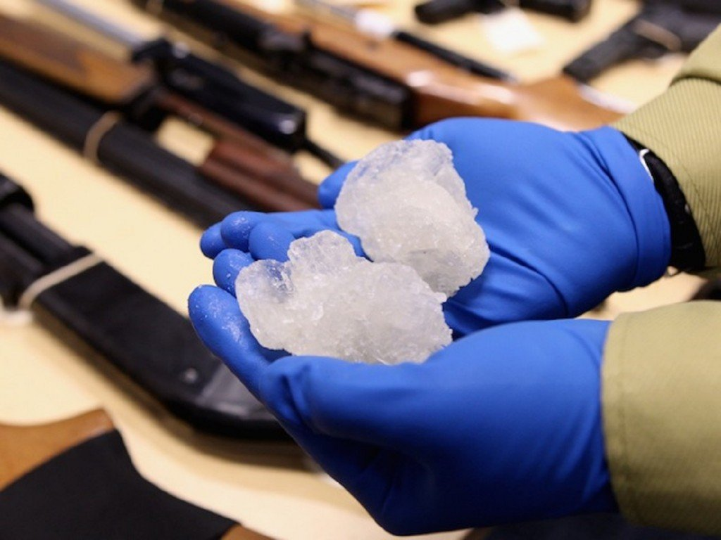 32 Charged with Large Meth Operation in Texas