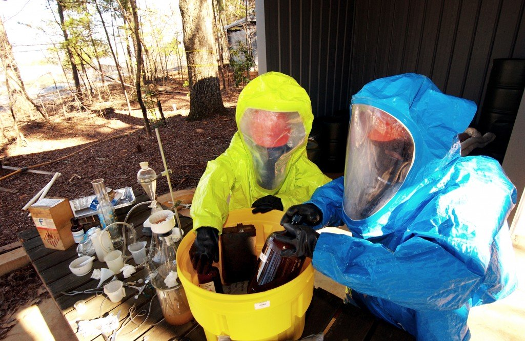 Meth Lab Cleanup- A Flourishing Industry
