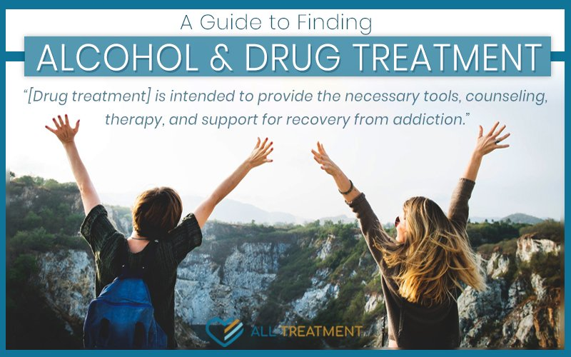 A Guide To Finding Alcohol And Drug Treatment Centers That Match You