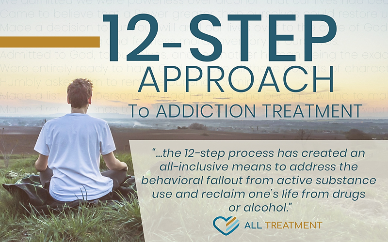 12-Step Alcohol & Drug Rehab Centers Near You (me)