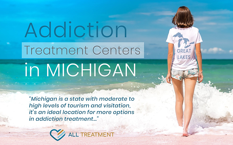 Addiction Treatment Centers in Michigan