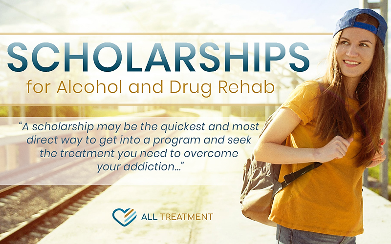 Scholarships For Alcohol And Drug Rehab – How To Get Free Rehab