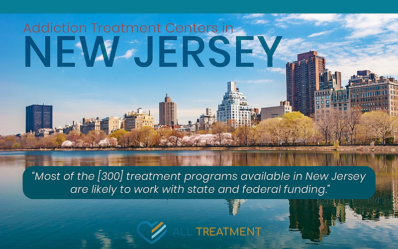 Addiction Treatment Centers in New Jersey