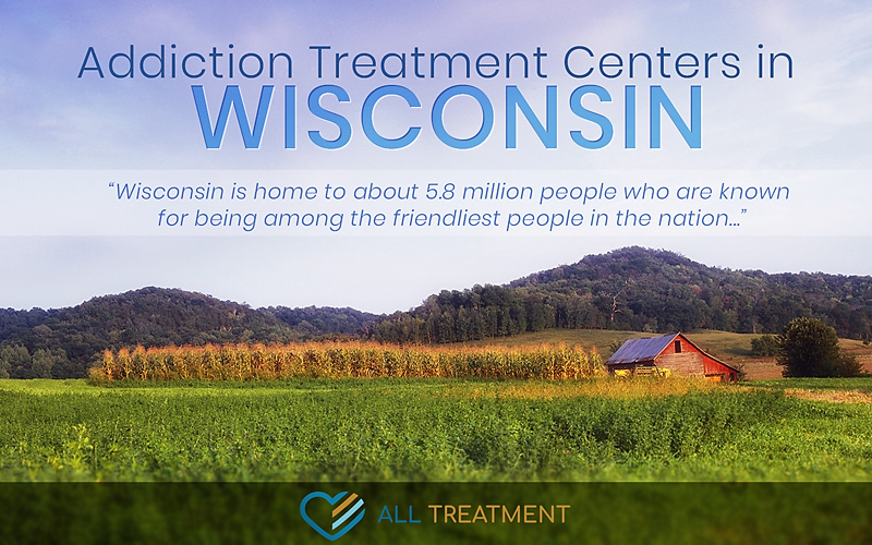 Addiction Treatment Centers in Wisconsin
