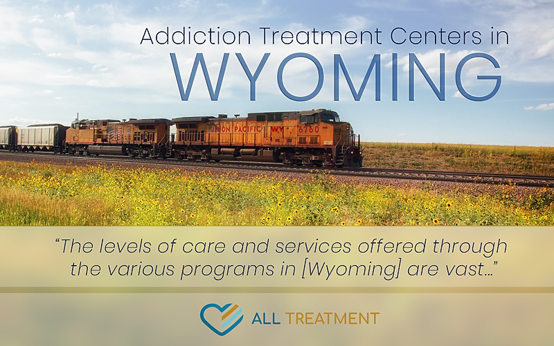 Addiction Treatment Centers in Wyoming