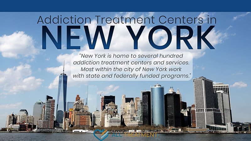 Addiction Treatment Centers in New York