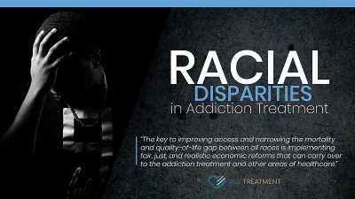 Racial Disparities in Addiction Treatment – What You Need to Know