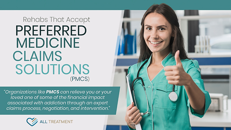 Rehabs That Accept Preferred Medicine Claims Solutions (PMCS)